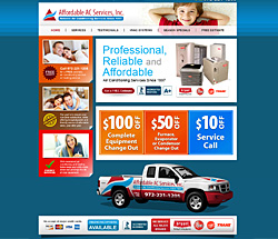 Affordable A/C Services