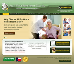 All By Grace Home Healthcare, Inc.