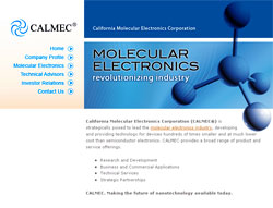 CALMEC - California Molecular Electronics Corporation