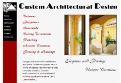 Custom Architectural Design