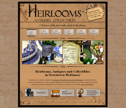 Heirlooms Antiques Collectibles