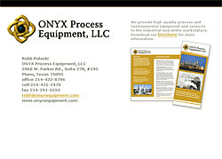 ONYX Process Equipment