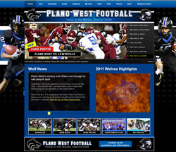 Plano West Football
