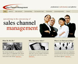 Rep Channel Management