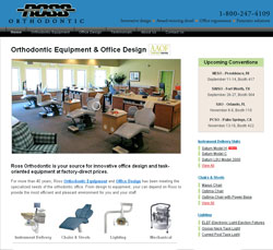 Ross Orthodontic Equipment & Office Design