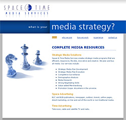 Space & Time Media Services
