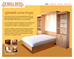 Texas Wall Beds