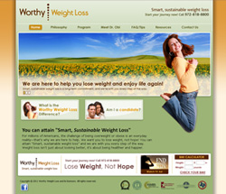 Worthy Weight Loss Logo