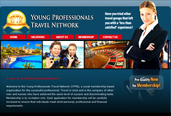 Young Professionals Travel Network